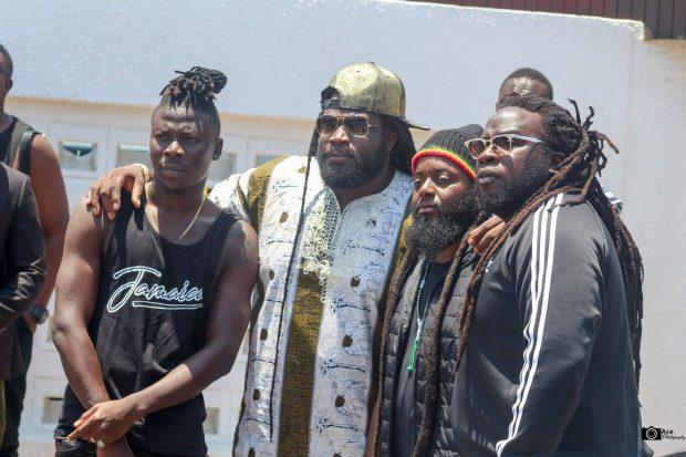 Morgan Heritage - Africa We Seh Ft StoneBwoy & Samini & KoJo Antwi & Jose Chameleone