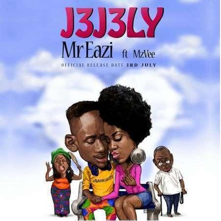 Mr Eazi - JejeLy (Prod. by OteeBeatz) Ft MzVee