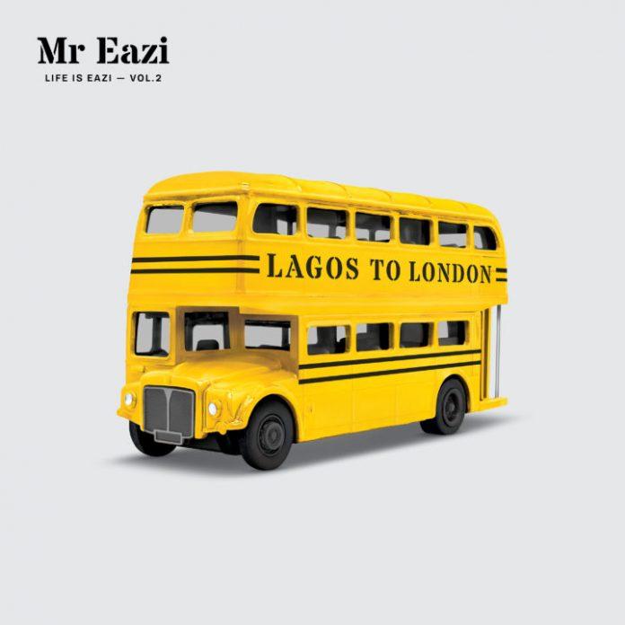 Mr Eazi - Suffer Head Ft 2Baba