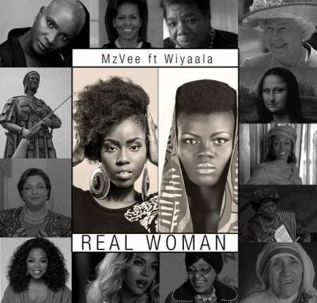 MzVee - Real Woman Ft Wiyaala