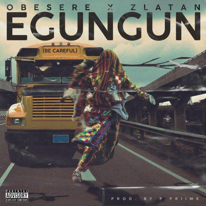 Obesere - Egungun (Remix) Ft Zlatan