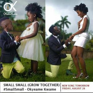 Okyeame Kwame - Small Small Ft Mzvee