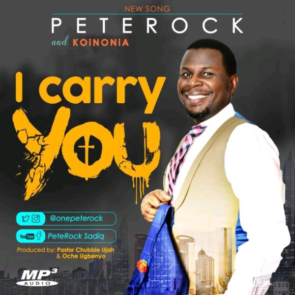 Peterock - I Carry You (ft) Koinonia    @onepeterock
