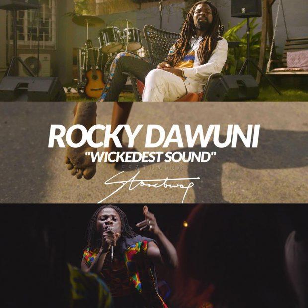 Rocky Dawuni - Wickedest Sound Ft StoneBwoy