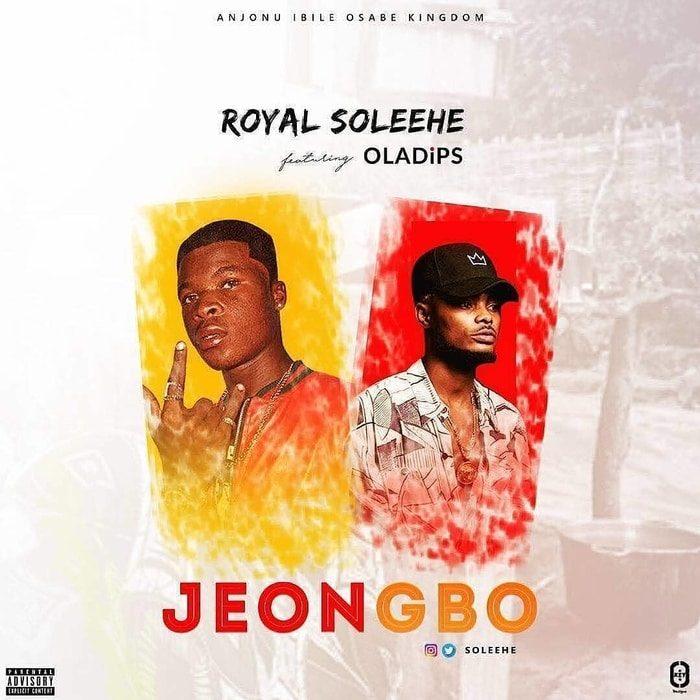 Royal Soleehee - Jeongbo Ft Oladips