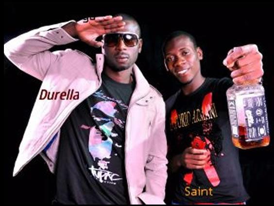 Saint Emma - Celebrate Ft Durella
