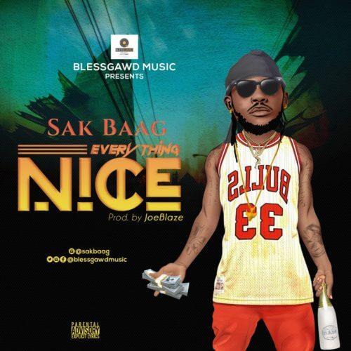 Sak Baag - Everything Nice