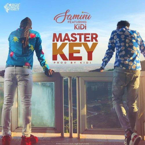 Samini - Master Key (Prod. by KiDi) Ft KiDi
