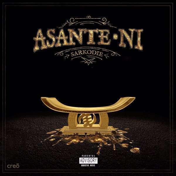Sarkodie - Asante Ni (prod. Magnom)