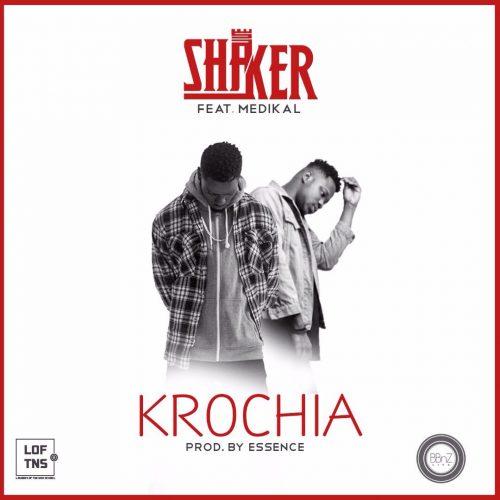 Shaker - Krochia Ft Medikal (Prod By Essence Beats)