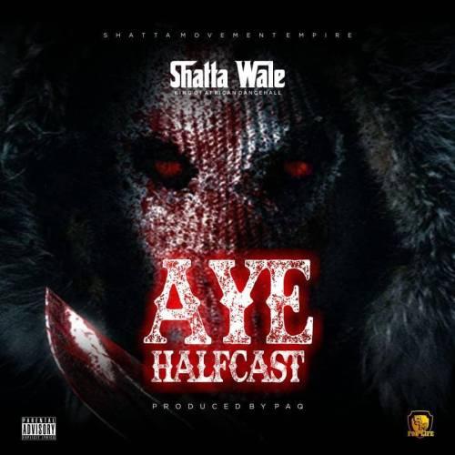 Shatta Wale - Aye Halfcast (Prod. by Paq)