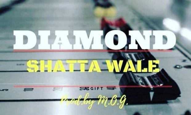 Shatta Wale - Diamond (Prod. by MOG Beatz)