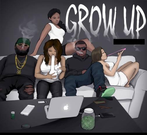 Shatta Wale - Grow Up (Explicit)