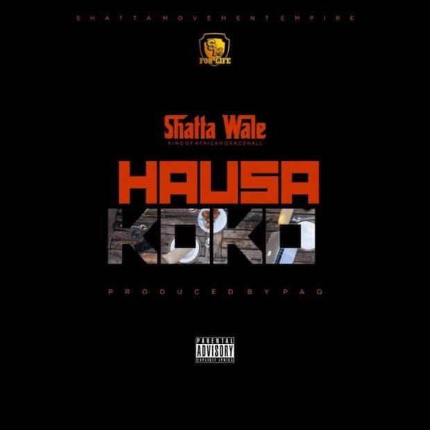 Shatta Wale - Hausa Koko (Prod. by Paq)