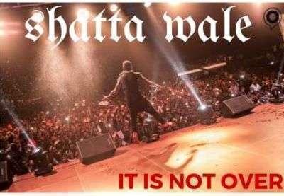 Shatta Wale - Its Not Over (iphone Riddim) (Prod. Masta Garzy)