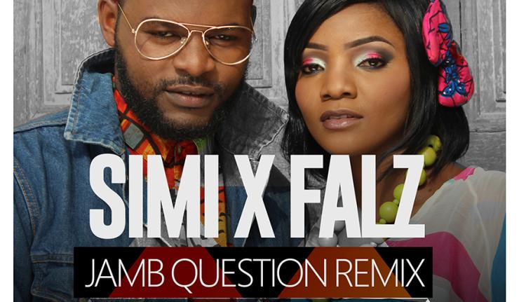 Simi - Jamb Question (Remix) Ft Falz