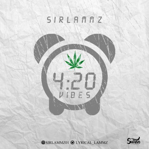 Sirlammz - 420 Vibes (Prod. by Saintkhor)