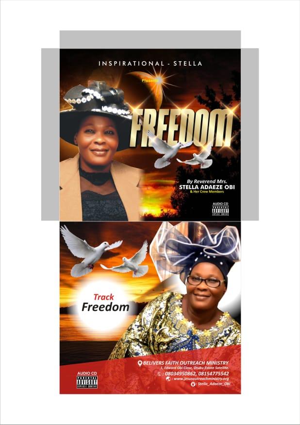 Stella Obi - Freedom