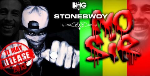 Stonebwoy - No Sir