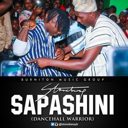 StoneBwoy - Sapa Shini (Dancehall Warrior) (Mixed By Beatz Dakay)