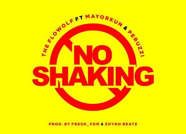 The Flowolf - No Shaking Ft Mayorkun & Peruzzi