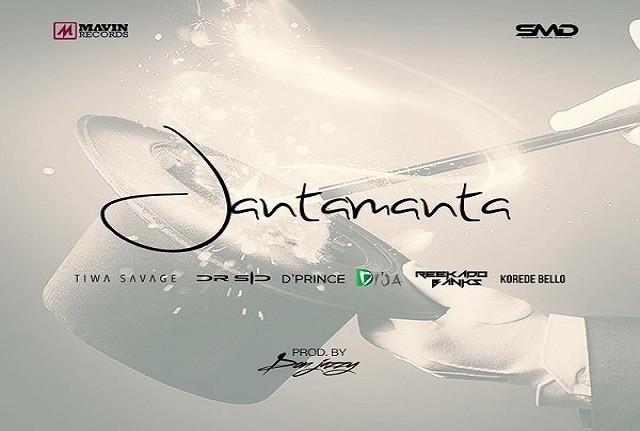 The Mavins - JantaManta Ft Don Jazzy & Tiwa Savage & Dr SID & D'Prince & Reekado Banks & Korede Bello & Di'Ja