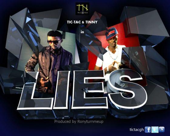 Tic Tac & Tinny - Lies (Prod by Ronyturnmeup)