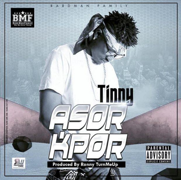 Tinny - Asorkpor (Prod. by Ronny TurnMeUp)