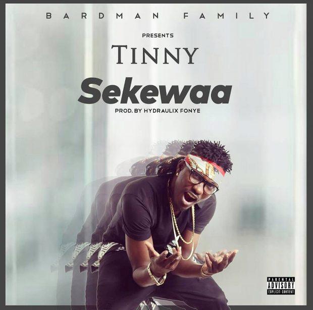 Tinny - Sekewaa (Prod By Hydraulix)