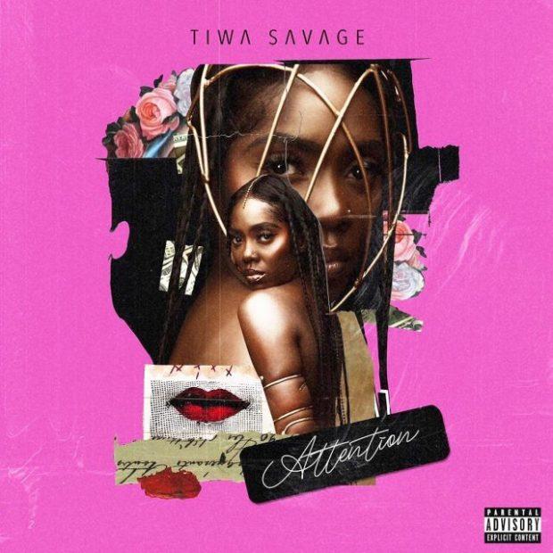 Tiwa Savage - Attention (Prod. By Blaq Jerzee)