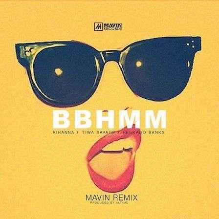 Tiwa Savage & Rihanna & ReekadoBanks - BBHMM (Mavin Remix)