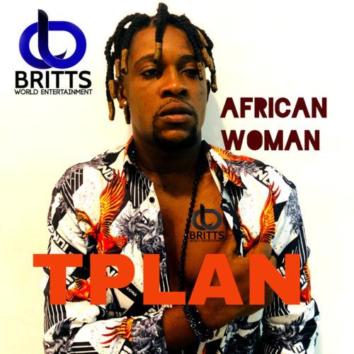TPlan - African Woman