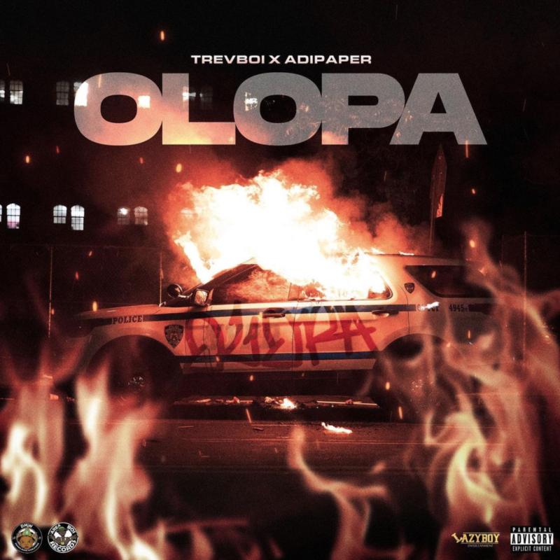 Trevboi & Adipaper - Olopa
