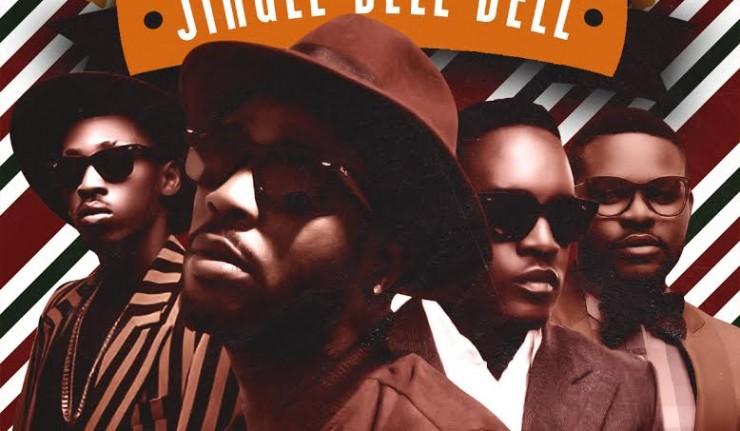 Tunde Ednut - Jingle Bell Bell Ft M.I & Orezi & Falz (Prod. Popito)