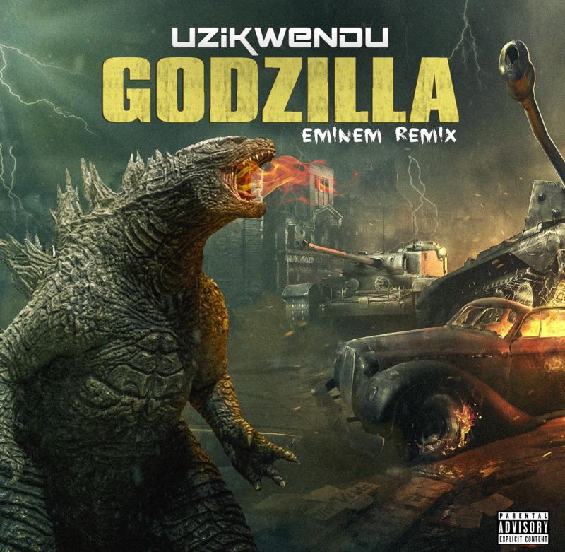 Uzikwendu - Godzilla (Eminem) Remix