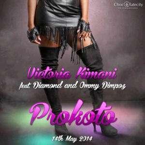 Victoria Kimani - Prokoto Ft Diamond & Ommy Dimpoz