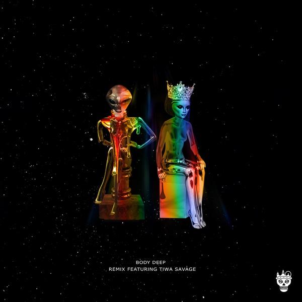 Wavy The Creator - Body Deep (Remix) Ft Tiwa Savage