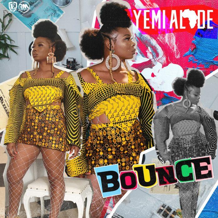 Yemi Alade - Bounce (Produced By Egar Boi)