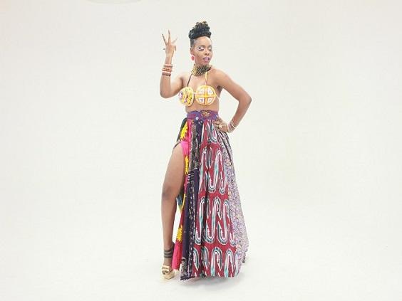 Yemi Alade - Joy To The World