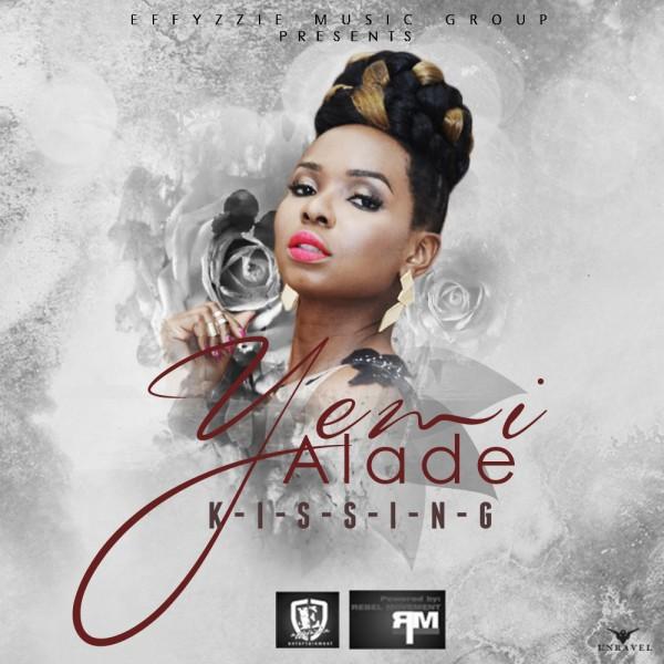 Yemi Alade - Kissing (Prod by Fliptyce)