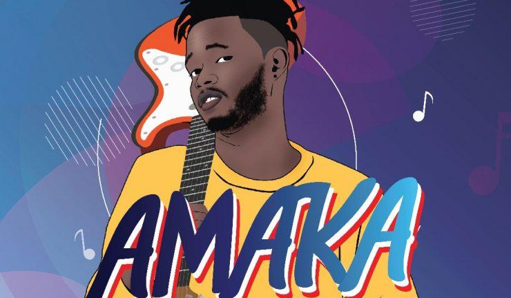 Ypick & 2Baba - Amaka (Guitar Vocal)