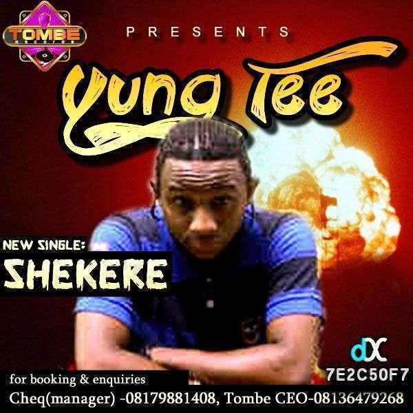 Yung Tee - Shekere